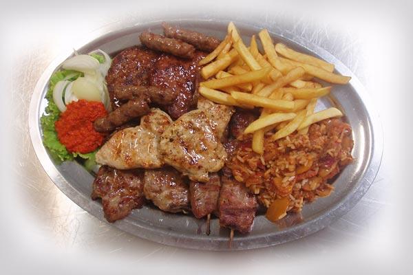 Restoranska ponuda na Vlašiću